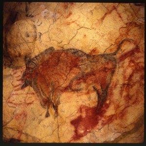 bisonte magdaleniense